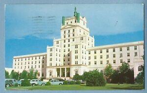 Image Is Loading Vintage Postcard Ocean Forest Hotel Myrtle Beach S C