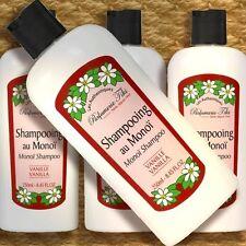 Monoi Tiki Tahiti Shampoo VANILLE 250ml jedes Haar strapaziert trocken Duft warm
