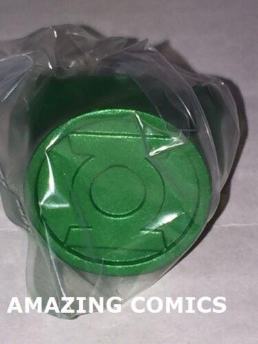 WILLPOWER GREEN LANTERN RING Green Lantern Blackest Night Plastic Ring