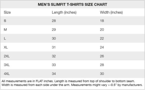 Authentic FALLUJAH Wolves Slim-Fit T-Shirt S M L XL 2XL 3XL NEW