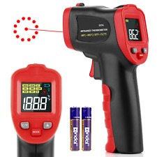 Digital Thermometer Thermal Imager Handheld Non Contact Laser Infrared 5875