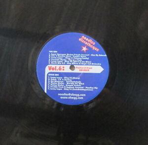 VA Noodles Discotheque: Postcard from America Vol. 6 LP Breaks/IDM/Electro
