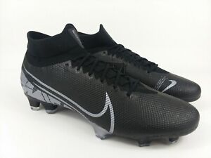 Details about Nike Mercurial Superfly 7 Pro FG Black Soccer Cleats  AT5382-001 Men's Size 10.5
