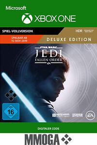 Star Wars Jedi-trampas Order Deluxe Edition-Xbox One descarga código-en todo el mundo