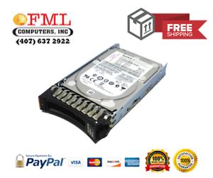 "IBM 500GB 7200RPM 2.5/"" 6G SFF SATA Slim Hot-Swap HDD 42D0752 42D0753 42D0756"