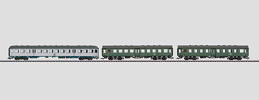 Marklin eilzug Wagenset h0 - 41322