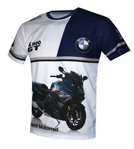bmw motorrad all over sublimation print t shirt bmw k. Black Bedroom Furniture Sets. Home Design Ideas