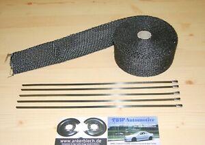 Hitzeschutzband-NEU-1-Rolle-10m-800-Grad-50mm-schwarz-Auspuff-1-65-m