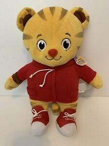Daniel Tiger Talking 13 Plush Stuffed Toy Pbs Fred Rogers Company Ebay