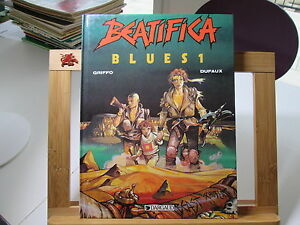 BEATIFICA-BLUES-T1-EO1986-TBE-TTBE