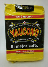 Ten (10) Bags of Yaucono Coffee 14 oz - Diez (10) Bolsas 14 oz de Cafe Yaucono