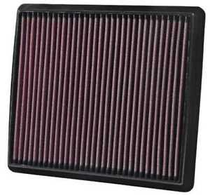 K&N Performance Air Filter 33-2423 DODGE JOURNEY 08-15 Fiat Freemont 2.4L
