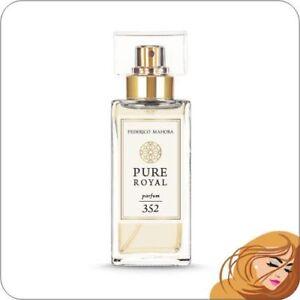 FM-World-FM-352-Parfum-Femme-PURE-ROYAL-50-ml-by-Federico-Mahora