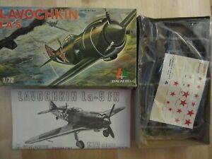 4x > 1/72 > Italaerei > Lavochkin La - 5 > Meine Verschiedenen Bausätze !!!