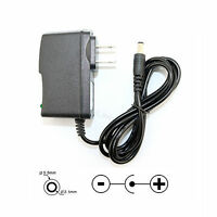 Ac Converter Adapter Dc 9v 1a Power Supply Charger Us Plug 5.5mm X 2.1mm