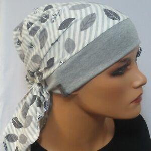 Hüte & Mützen SchöN Einzigartige Kopftuchmütze/chemomütze Modisch Praktisch Bequem Kopf & Kragen