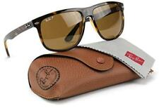 Ray Ban RB 4147 710/57 Light Havna Plastic Sunglasses Brown Polarized Lens 60mm