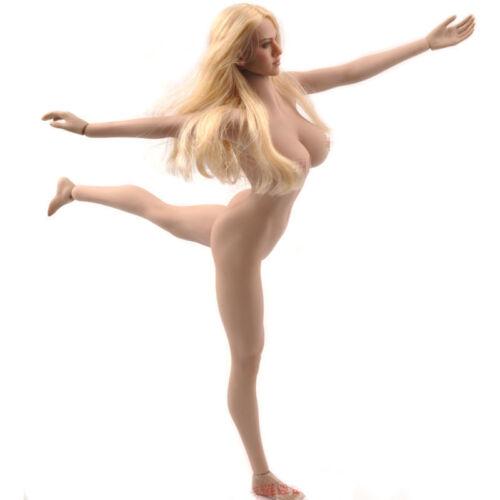 """US TBLeague Phicen 1//6 Female Doll 12/"""" action Figure Body//KIMI Head Sculpt Part"""