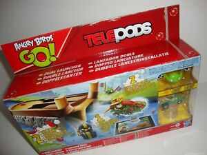 ANGRY-BIRDS-GO-TELEPODS-DUAL-LAUNCHER-NEW-HASBRO