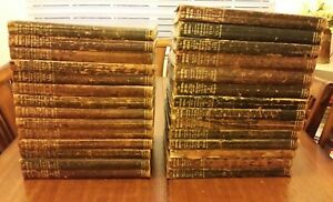 VINTAGE-ENCYCLOPEDIA-BRITANNICA-11TH-EDITION-1910-1911-COMPLETE-SET