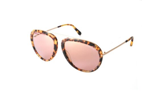 s da Rose Tom Ford Ft0452 Occhiali Havana Stacey 53z laureato sole OCqBfSC