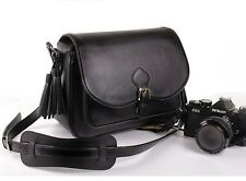 Lady's vintage DSLR camera bag Handbag Women Nikon D7200 D7100 D3200 D3300 D5300