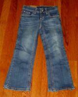 Girl's Sonoma Boot Cut Jeans W/ Adj.inner Waist Size- 4 Reg. Retail- $26.