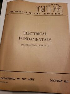 Department-of-the-Army-1951-Technical-Manual-TM11-681-Electrical-Instruction-C-3