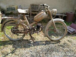 """Mobylette  PALOMA  Type """"P 500 de luxe"""". Moteur 60 cm3. (Région Centre)."""