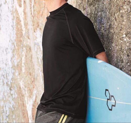 Surf Swimwear Swim Shirt Beach Sun Protection SPF Men/'s OR Youth Rash Guard