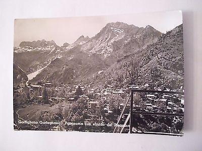 Lucca - Gorfigliano Garfagnana - panorama con sfondo del Pisanino