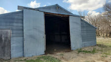 40 Steel Trusses Includes Purlins Styrofoam Insulation And Tin Roof