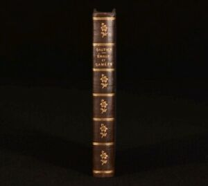 1911-Emaux-et-Camees-by-Theophile-Gautier-Edition-Definitive