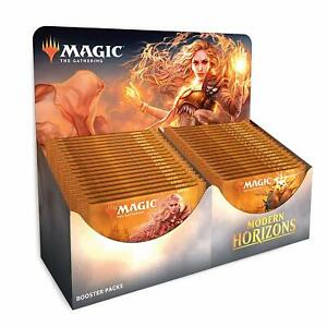 Modern Horizons Booster Box - MTG Magic the Gathering - Brand New!