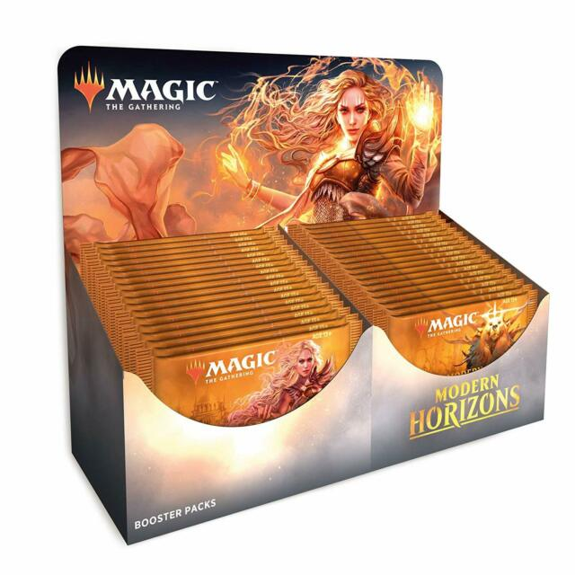 Modern Horizons Booster Box - MTG - Brand New - FLASH SALE - LAST BATCH