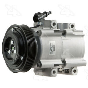 Four Seasons 68144 New AC Compressor