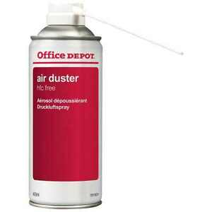 12x Compressed Air Duster Spray Blower Can 400ml For