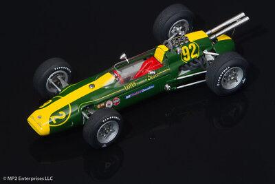 Jim Clark 1963 Lotus 29 Indy 500 water transfer decals Dan Gurney 1//25 scale