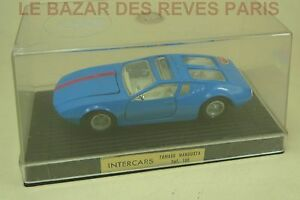 Intercars. De Tomaso Mangusta. Ref: 106. + Boite. 0zopsnil-07164237-579950012