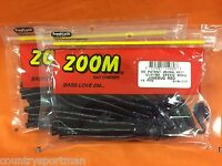 Zoom Ultra Vibe Speed Worm (15cnt) 018-177 June Bug Red (2 Pcks)