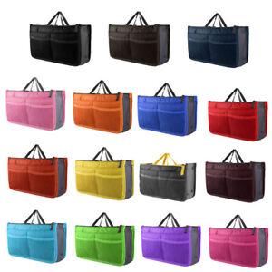 Women-Lady-Travel-Insert-Handbag-Organiser-Purse-Large-Liner-Organizer-Tidy-Bag