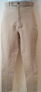 jodhpur coton slim 28 style Pantalon extensible London en Beige Harrods beige Of wqSg81X