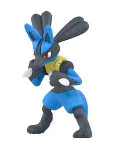TAKARA TOMY Pokemon Moncolle EX MS-10 Lucario Figure Japan import NEW