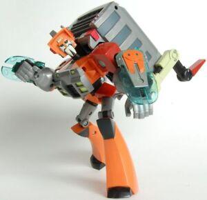 Transformers Animated WRECK-GAR Complete Wreckgar Voyager