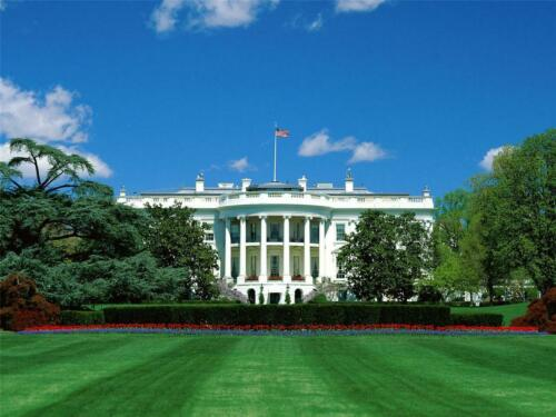 186145 WHITE HOUSE WASHINGTON PENN DC D.C OBAMA Decor Wall POSTER Print CA