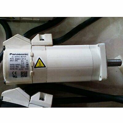 1PC USED Panasonic MSMD012P1U Servo Motor Tested It In Good Condition