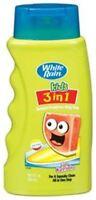 White Rain Kids 3in1 Watermelon Shampoo, Conditioner +body Wash 12 Oz (5 Pack) on Sale