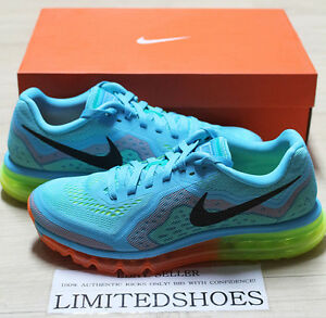 Official Quality Nike Air Max 2014 Cheap sale Volt Black 621077