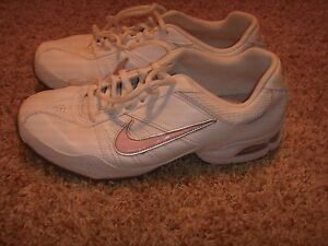 Nike Air Exceed White Pink (366650-161) Womens Size 7.5