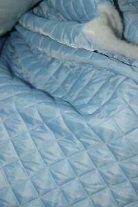 SKY BLUE LIGHTWEIGHT NYLON FABRIC DRAPING LINING CRAFTING 2 oz LIGHT BLUE ICE CO